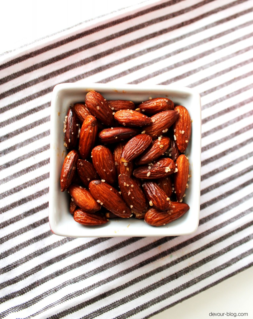 Smoked Paprika Almonds | Devour